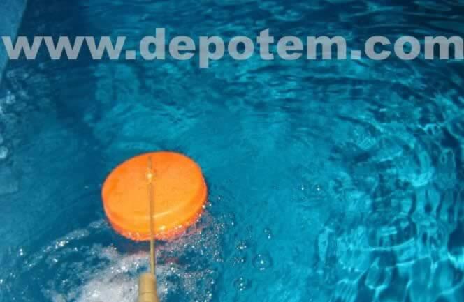pvc membnran kaplanmış su deposu