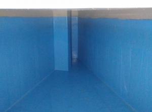 Su deposu membran yalıtımı